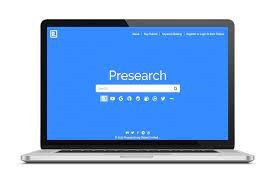 Presearch engine
