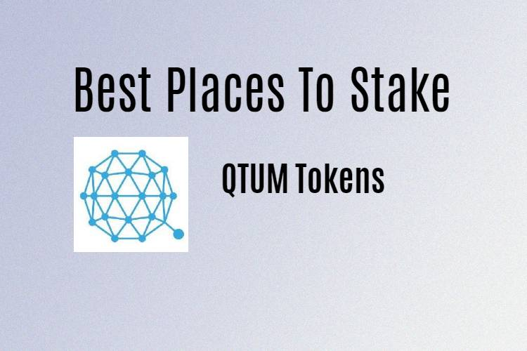Best places to stake QTUM