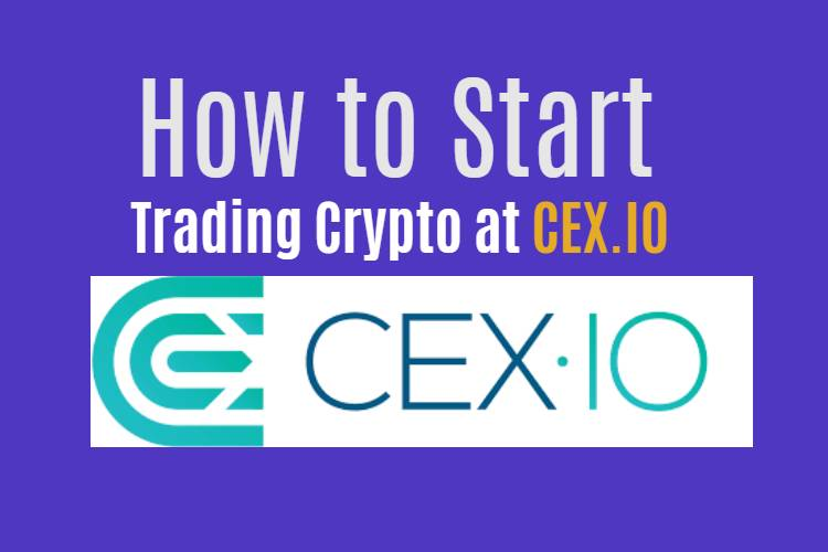 trade crypto at CEX.IO